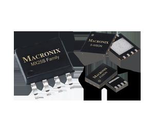 Macronix - Serial NOR Flash | Nonvolatile Memory Solutions